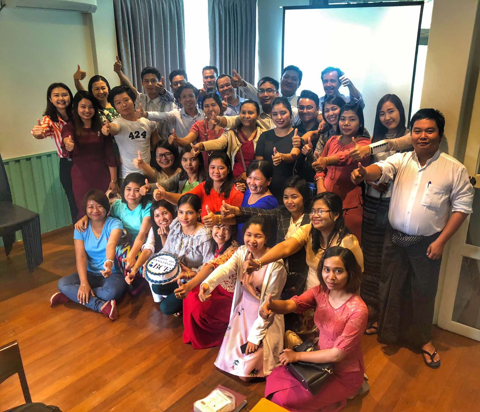 BCF Heads of Branch Offsite Meeting – 5th October 2019, Yangon